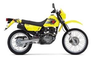 motorcycle - Suzuki DR200SE