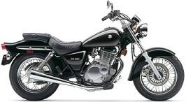 motorcycle - suzuki-gz250